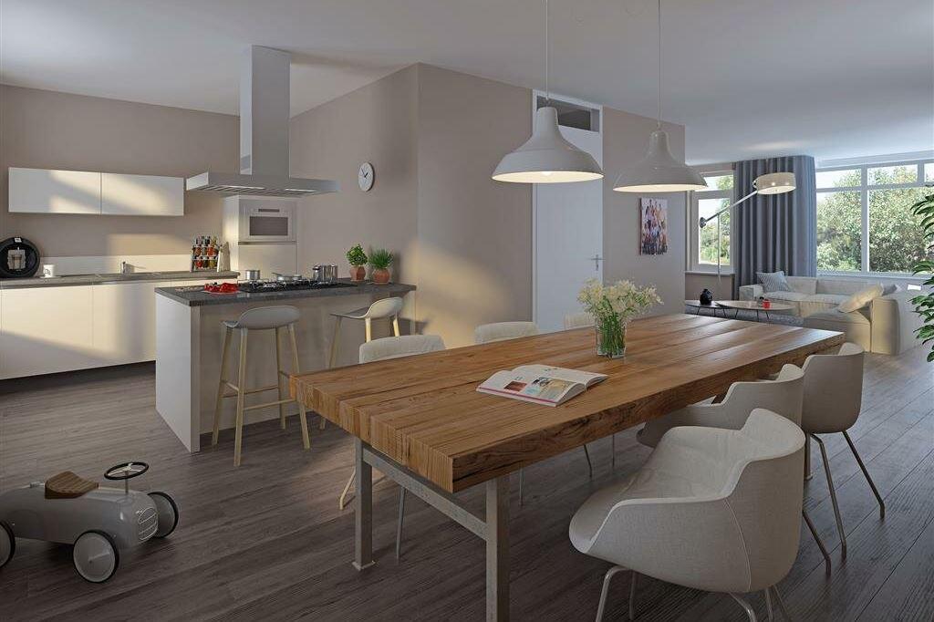 Bekijk foto 3 van Willemsbuiten - buurtje 5A Vrijstaande woni (Bouwnr. 249)