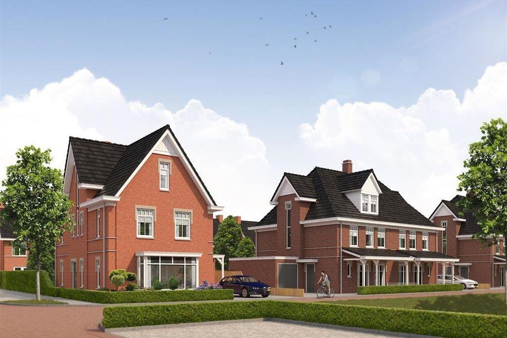 Bekijk foto 1 van Willemsbuiten - buurtje 5A Vrijstaande woni (Bouwnr. 249)