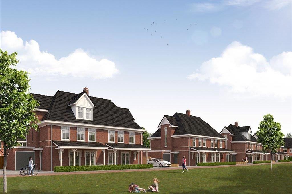 Bekijk foto 1 van Willemsbuiten buurtje 5A 2-onder-1-kap KB2- (Bouwnr. 253)