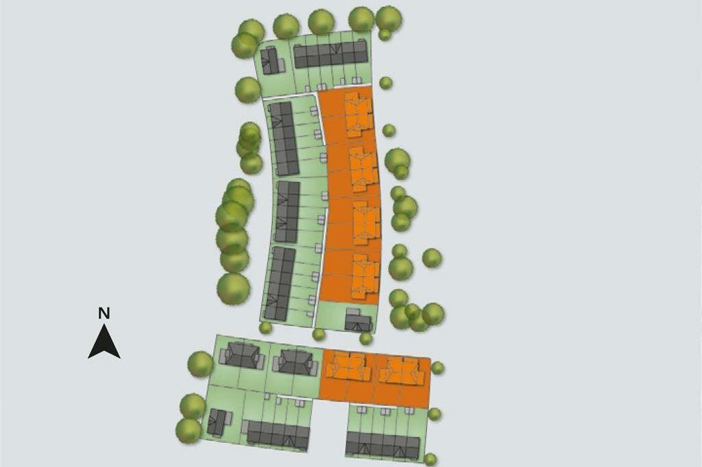 Bekijk foto 3 van Willemsbuiten buurtje 5A 2-onder-1-kap KB2- (Bouwnr. 253)