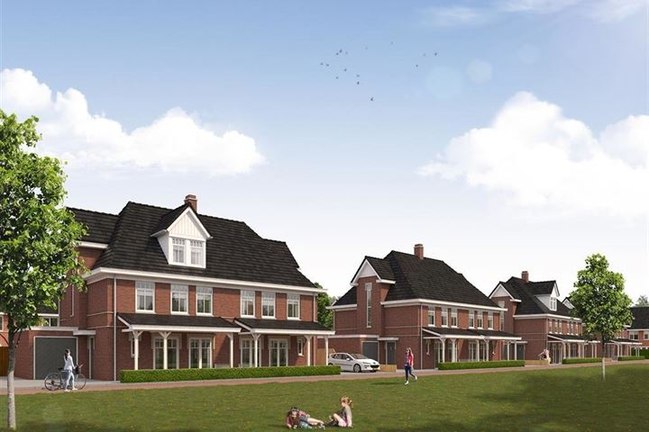 Willemsbuiten buurtje 5A 2-onder-1-kap KB2- (Bouwnr. 246)