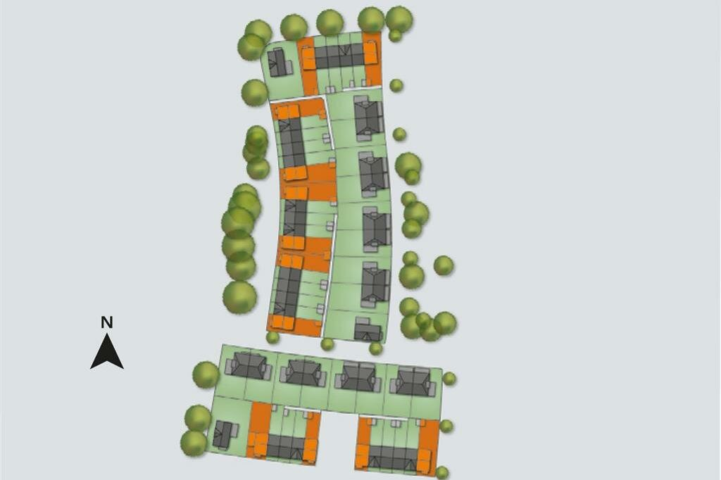 Bekijk foto 5 van Willemsbuiten buurtje 5A Hoekwoning A3-A3sp (Bouwnr. 235)