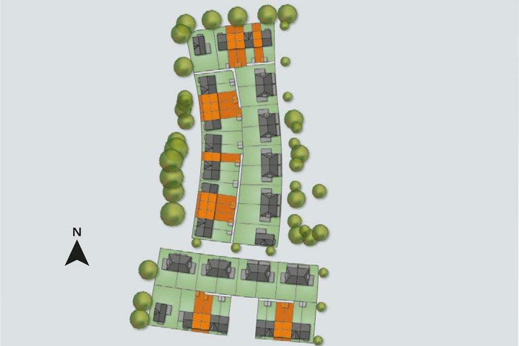 Bekijk foto 5 van Willemsbuiten buurtje 5A Rijwoning A1-A1sp (Bouwnr. 231)