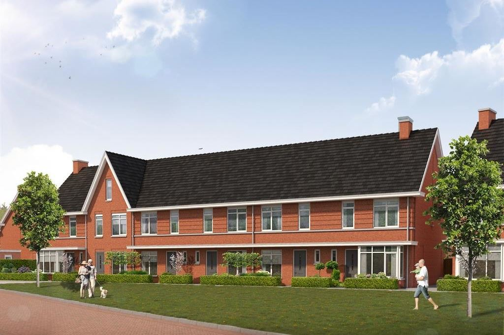 Bekijk foto 1 van Willemsbuiten buurtje 5A Rijwoning A1-A1sp (Bouwnr. 219)