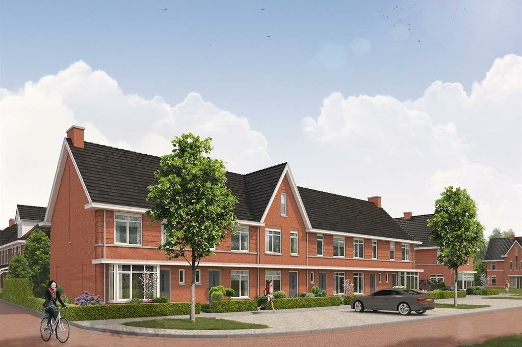 Bekijk foto 3 van Willemsbuiten buurtje 5A Rijwoning A1-A1sp (Bouwnr. 219)