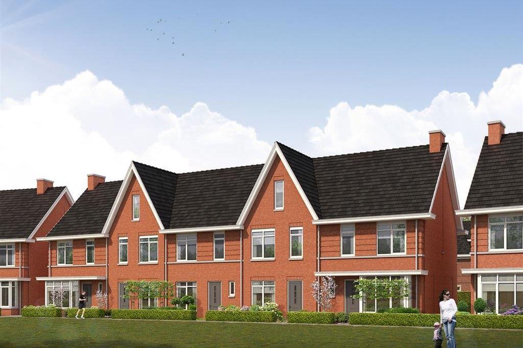 Bekijk foto 4 van Willemsbuiten buurtje 5A Rijwoning A1-A1sp (Bouwnr. 219)