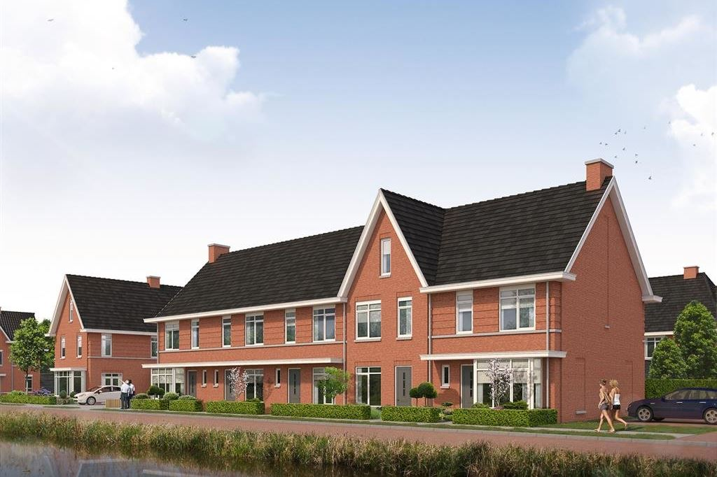 Bekijk foto 2 van Willemsbuiten buurtje 5A Rijwoning A1-A1sp (Bouwnr. 219)