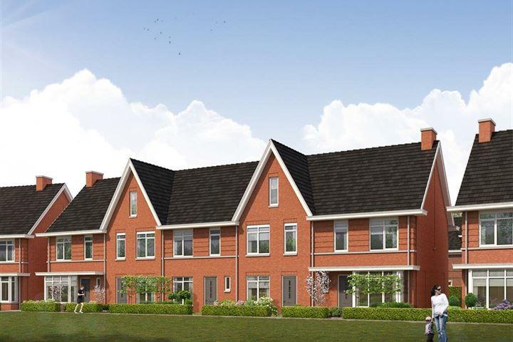 Willemsbuiten buurtje 5A Rijwoning A2-A2sp (Bouwnr. 205)