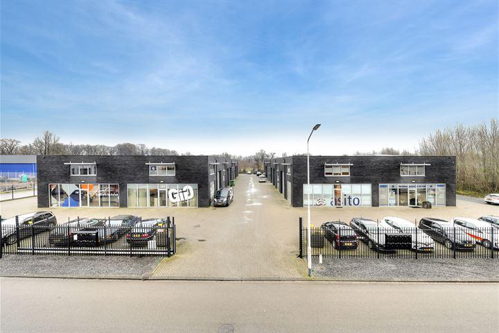 Weidehek 123 a, Breda