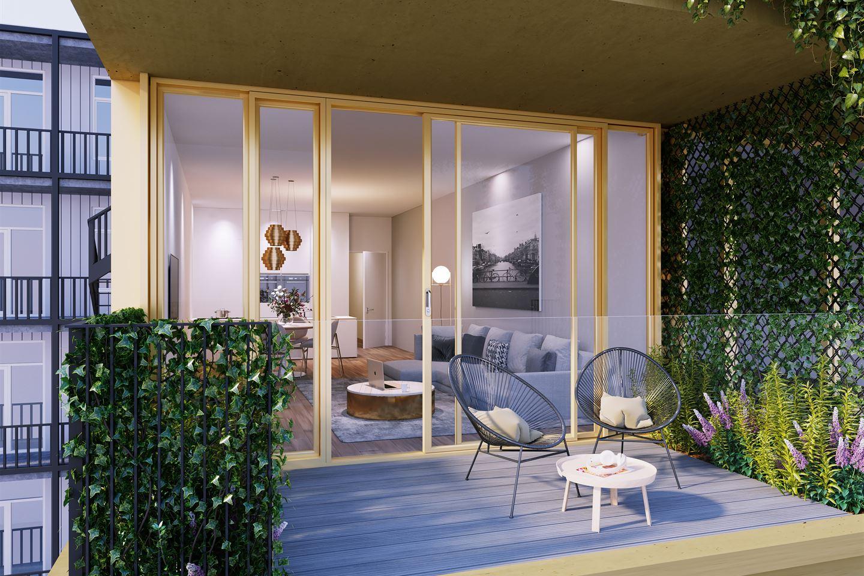 Bekijk foto 1 van High End   3- kamer appartement   Distelweg (Bouwnr. 6)