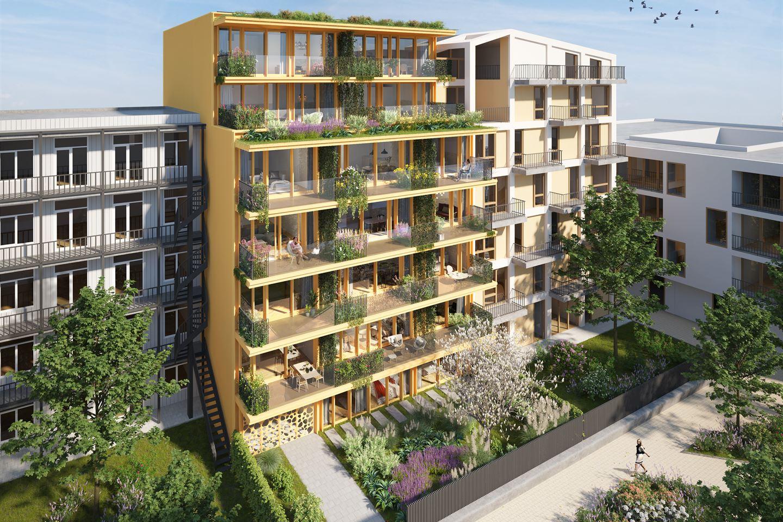Bekijk foto 2 van High End | Urban Studio | Distelweg (Bouwnr. 8)
