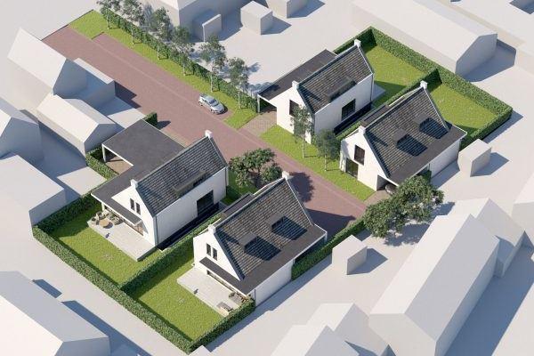Segerenhof | 4 vrijstaande villa's | Verkoop gestart