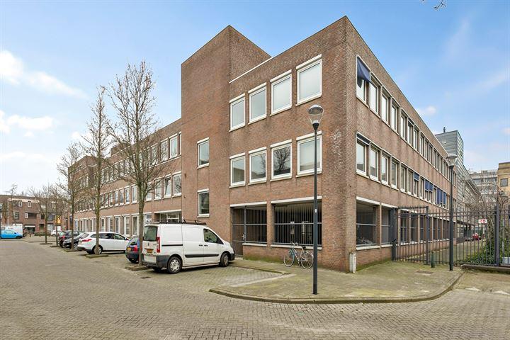 Fellenoordstraat 52 - 60 -, Breda