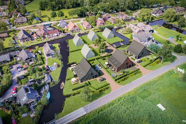 Thuis in de Wieden - 6 twee-kap woningen - Belt Schutsloot