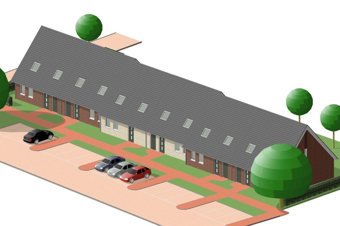 Bekijk foto 5 van Hogelandstraat bouwnummer 5