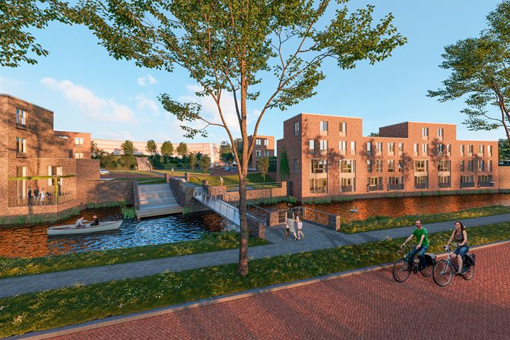 18 stadswoningen Suytkade-Noord fase 2a
