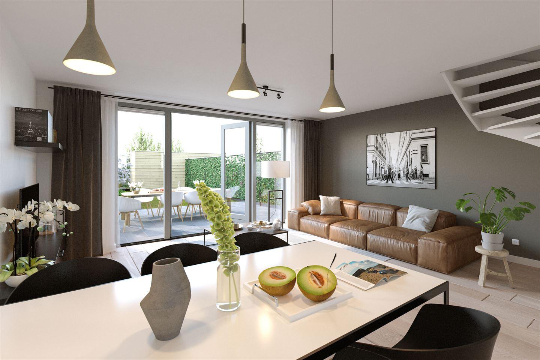 Bekijk foto 2 van Tussenwoning - frans balkon (Bouwnr. 11)