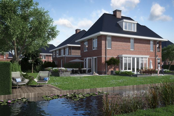 Villapark Eikelenburgh type Robijn (Bouwnr. 821)