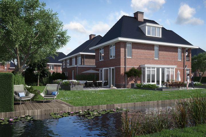 Villapark Eikelenburgh type Robijn (Bouwnr. 834)