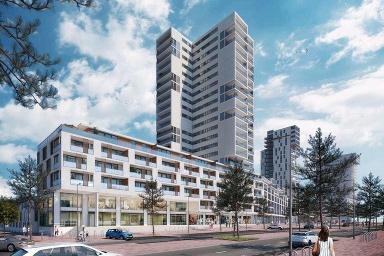 View photo 5 of Nesselande Newport Kopenhagen - app (Bouwnr. 27)