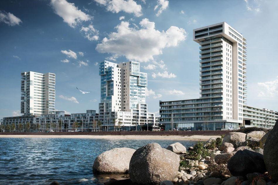 View photo 6 of Nesselande Newport Kopenhagen - app (Bouwnr. 43)