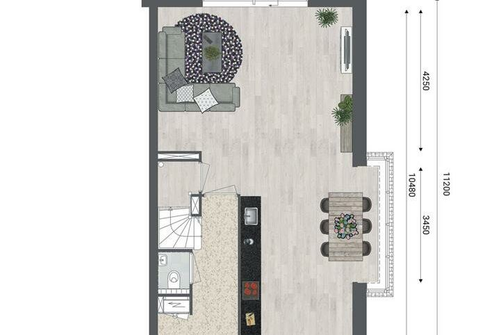 Bekijk foto 5 van Park Centraal | fase 6 (Bouwnr. 301)