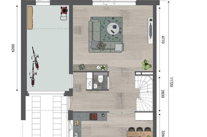 Bekijk foto 4 van Park Centraal | fase 6 (Bouwnr. 311)