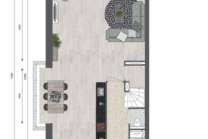 Bekijk foto 4 van Park Centraal   fase 6 (Bouwnr. 307)