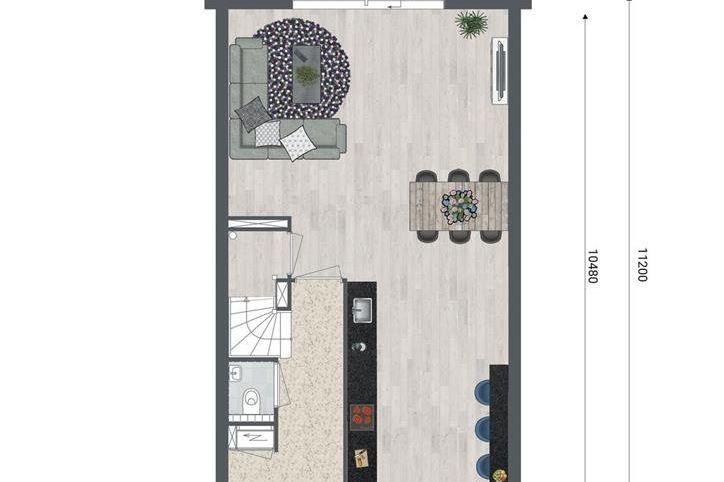 Bekijk foto 4 van Park Centraal | fase 6 (Bouwnr. 303)