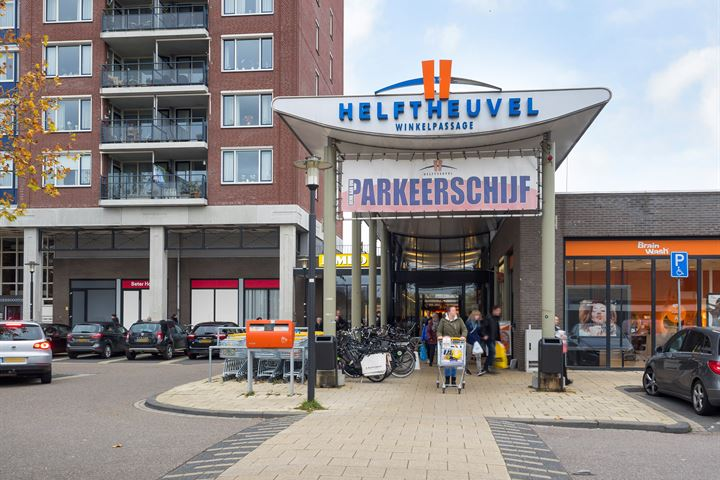 Helftheuvelpassage 356, Den Bosch