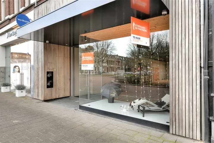 Wilhelminastraat 46, Breda