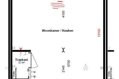 Bekijk foto 2 van Tussenwoning typ L2 (Bouwnr. 2)