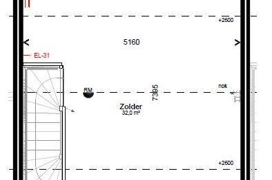 Bekijk foto 4 van Tussenwoning typ L2 (Bouwnr. 2)