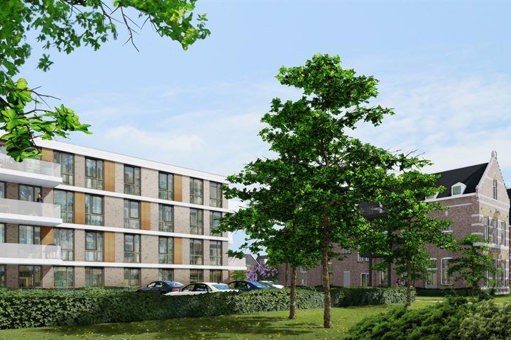 Van Bergenpark 1 appartementen