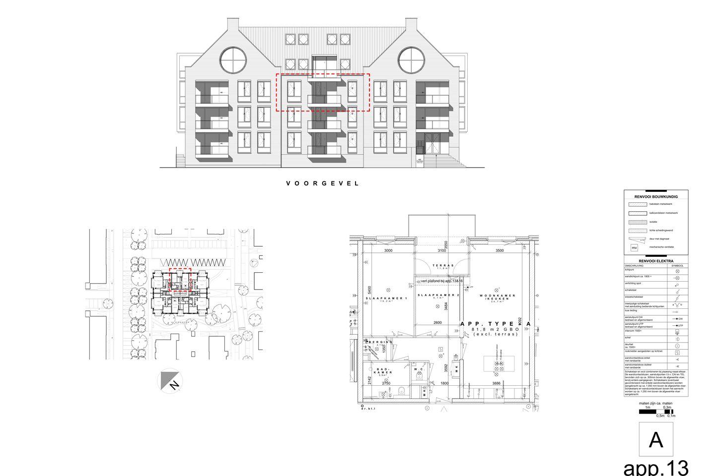 Bekijk foto 3 van De Residentie, type A, Bouwnummer (Bouwnr. 13)
