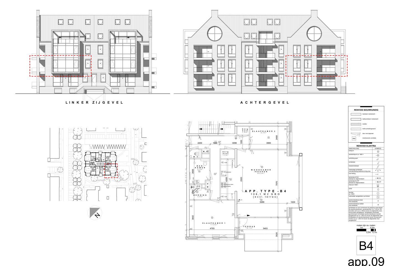 Bekijk foto 3 van De Residentie, type B, Bouwnummer (Bouwnr. 9)