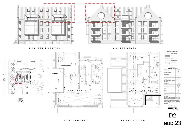 Bekijk foto 3 van De Residentie, type D, Bouwnummer (Bouwnr. 23)