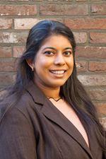 Trisha Asray (Administratief medewerker)