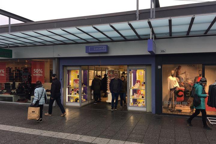 Winkelcentrum Woensel 65 b, Eindhoven