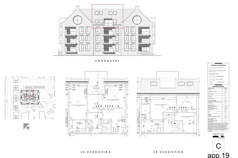 Bekijk foto 3 van De Residentie, type C, Bouwnummer (Bouwnr. 19)