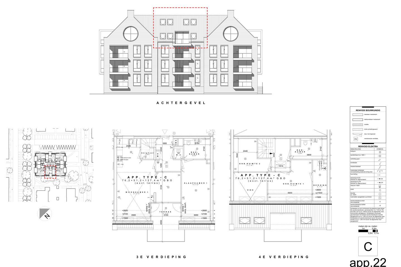 Bekijk foto 3 van De Residentie, type C, Bouwnummer (Bouwnr. 22)