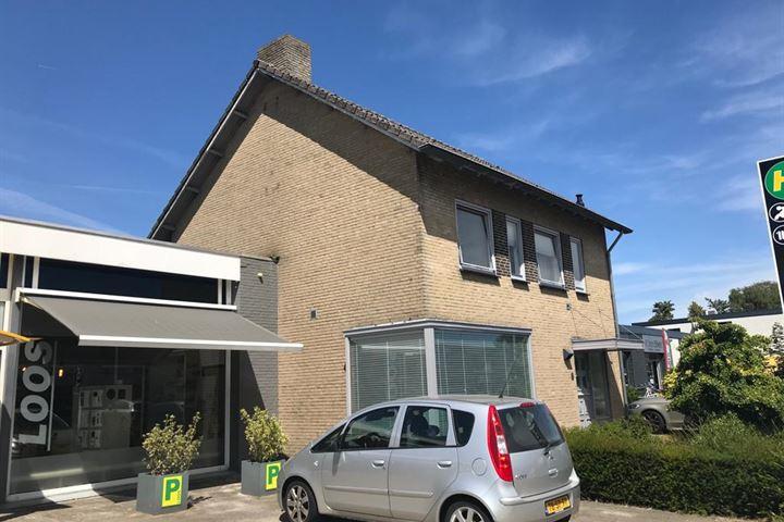 van Linschotenstraat 6 -8