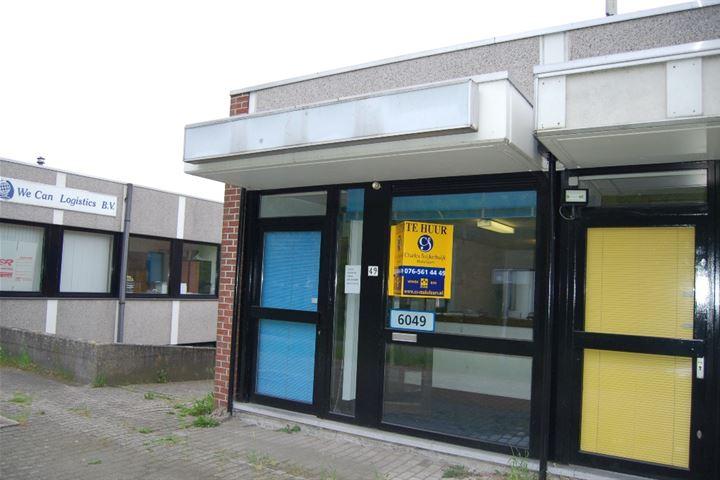 Hazeldonk 6049, Breda