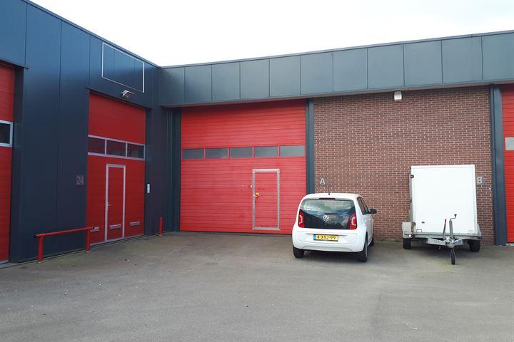 Kanaalstraat 289 -295, Enschede