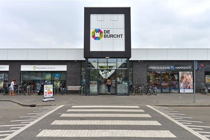 De Burcht 12, Breda