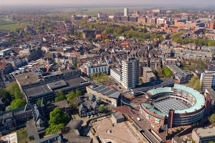 Burgemeester Loeffplein 53 -58, Den Bosch
