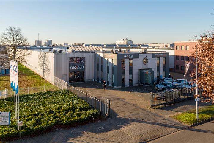 De Witbogt 9, Eindhoven