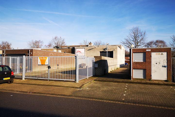 Ondernemingenweg 21, Eindhoven