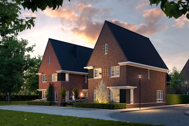 Bekijk foto 6 van 25 | Stadse 2-kapper XL | Berckelbosch (Bouwnr. 25)