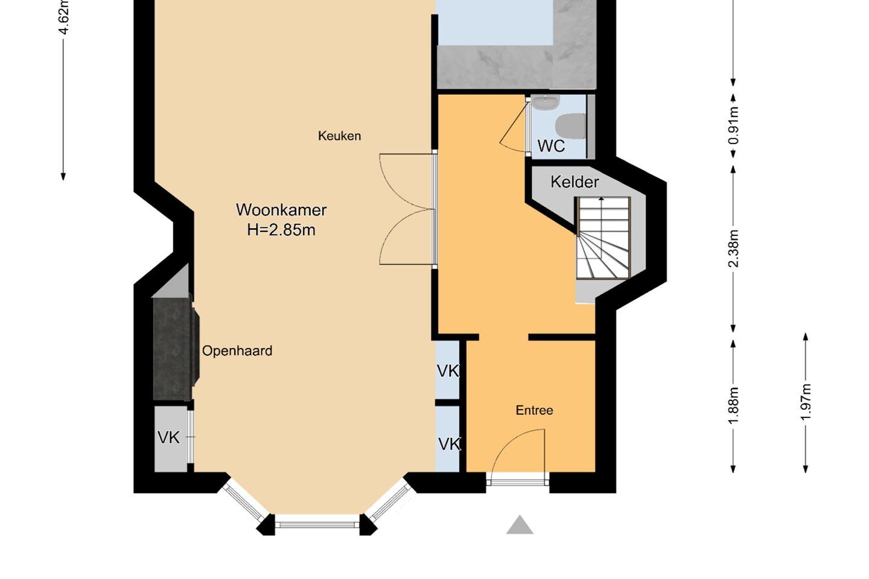 View photo 5 of Van Wouwstraat 9
